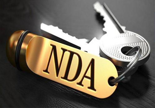 nda соглашение по защите конфиденциальной информации