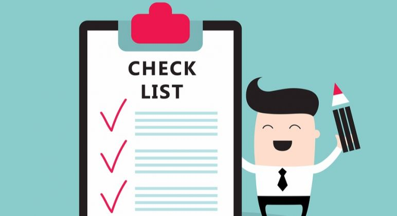 чек-лист проверки недвижимости